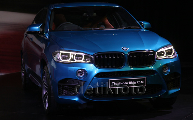 Dua SUV Terbaru dari BMW Mengaspal