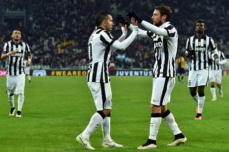 Marchisio: Terima Kasih, Tevez!