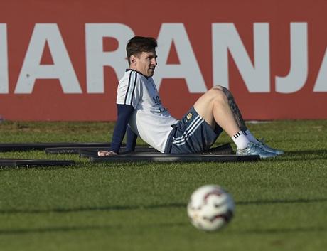 Pekerman : Argentina main seperti di Piala Dunia 2014