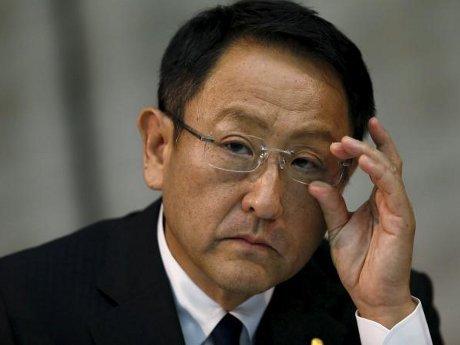 Penghasilan Bos Toyota Tahun Lalu Capai Rp 37,9 Miliar