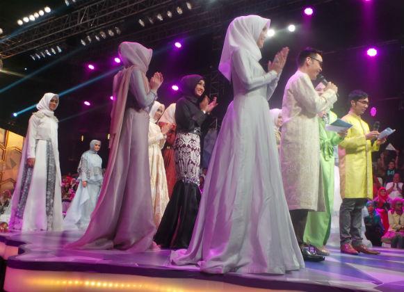 Daftar Juara Pemenang Sunsilk Hijab Hunt 2015