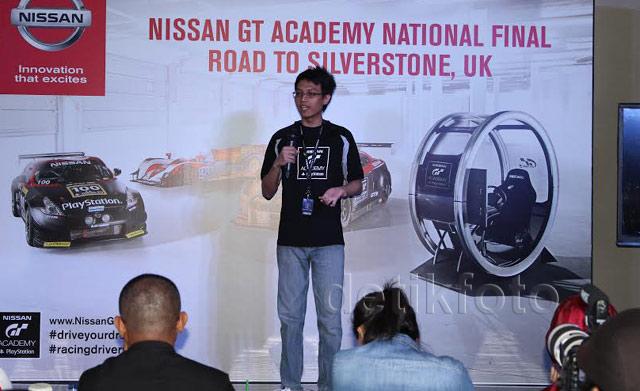 Finalis Nissan GT Academy Juga Jago Ngebut