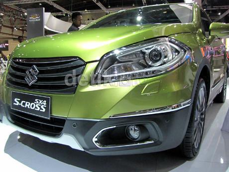Ini Detail Spesifikasi Suzuki S-Cross
