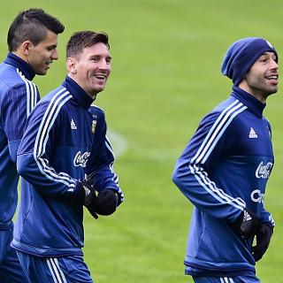 Chile Dapat <I>Contekan</I> dari Portugal tentang Cara Redam Messi dan Kalahkan Argentina