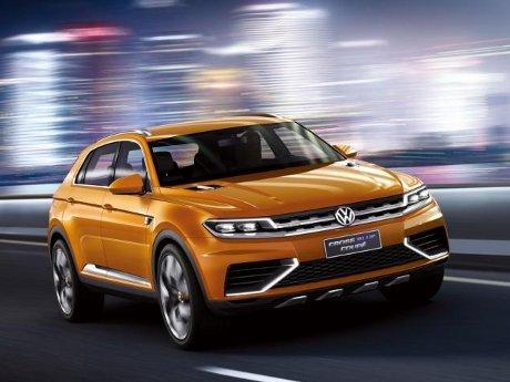 Siap-siap VW Bakal Luncurkan 2 Crossover Baru