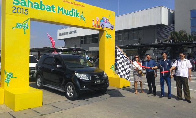 Daihatsu Ajak Komunitas Mudik Bareng