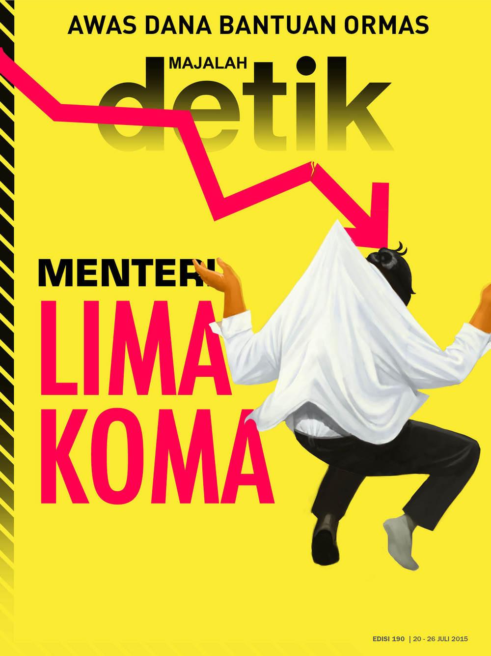 Menteri Lima Koma