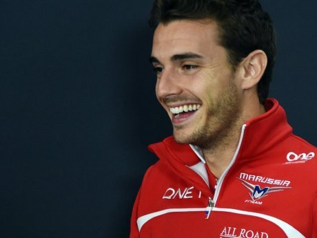 Sebelum Wafat Jules Bianchi Digadang-gadang Gantikan Raikkonen di Ferrari