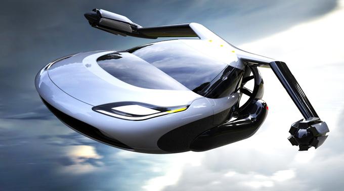 Mobil Terbang Terrafugia TF-X