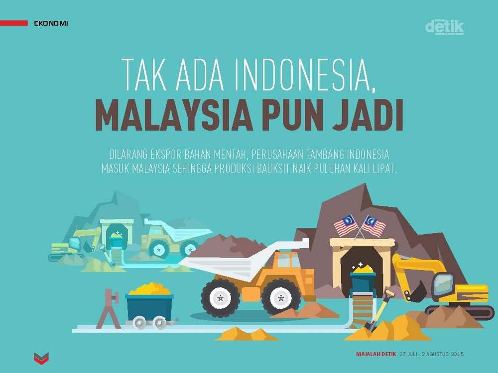 Tak Ada Indonesia, Malaysia Pun Jadi