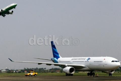 Garuda Indonesia Akan Jual Tiket Diskon Sambut HUT ke-70 RI