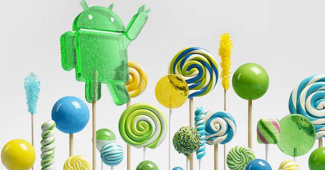18% Pengguna Android Hijrah ke Lollipop