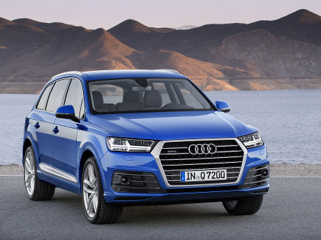 Audi Siapkan Varian Baru SUV SQ7 yang Bertenaga Dahsyat