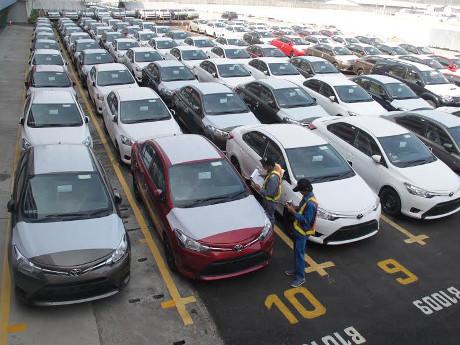 Sepanjang Semester I, Toyota Ekspor 92.200 Kendaraan