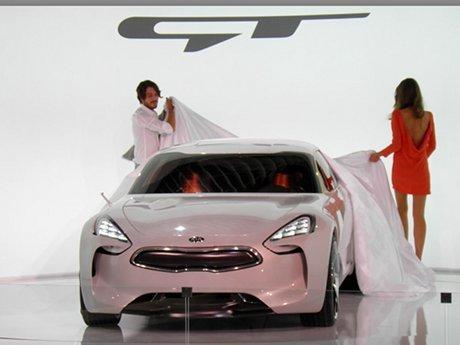 Mobil Sport Pertama Kia Diluncurkan 5 Tahun Lagi