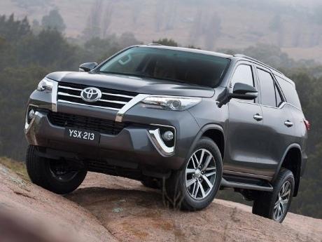 Toyota Fortuner Terbaru Tak Akan Hadir di GIIAS 2015?