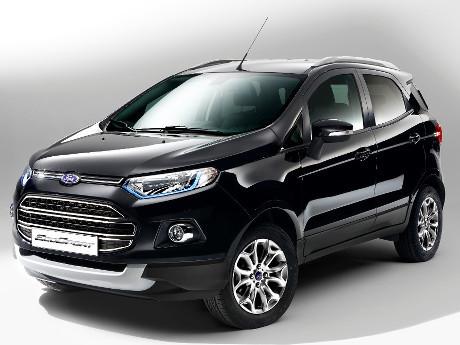 Ford EcoSport Tanpa Konde Belum Bisa Masuk Indonesia