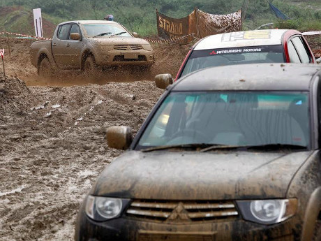 Mitsubishi Luncurkan Strada Triton Terbaru di Indonesia