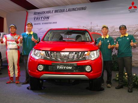 Fokus pada Pengusaha, Mitsubishi Yakin Bisa Jual 7.000 Unit Triton