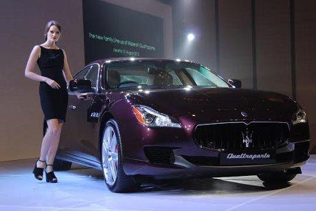 Pesan Sekarang, Maserati Quattroporte Tiba 2 Minggu Kemudian
