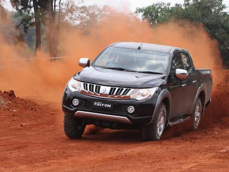 Penyerapan Mitsubishi Triton Terbanyak Ada di Jawa