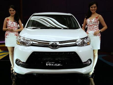 Toyota Veloz Kini Ada yang Bermesin 1.300 cc