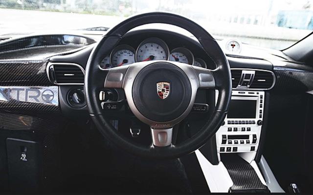 Porsche Modifikasi Ini Dilelang