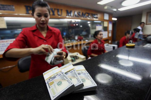 Hasil Tes BI: Dolar AS Rp 14.000 Masih Aman