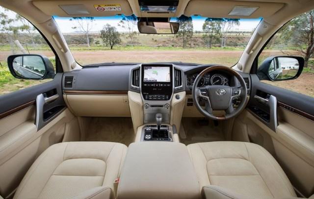Wajah Baru Toyota Land Cruiser