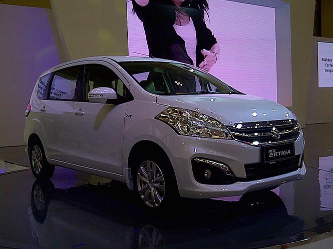 Suzuki Rilis New Ertiga Harganya Mulai Rp 179 Juta