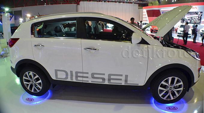 KIA Luncurkan Sportage Diesel
