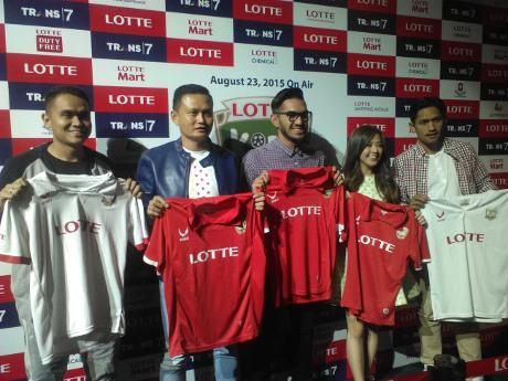 Lotte Kids Football Club: Menebar Nilai Positif Sepakbola