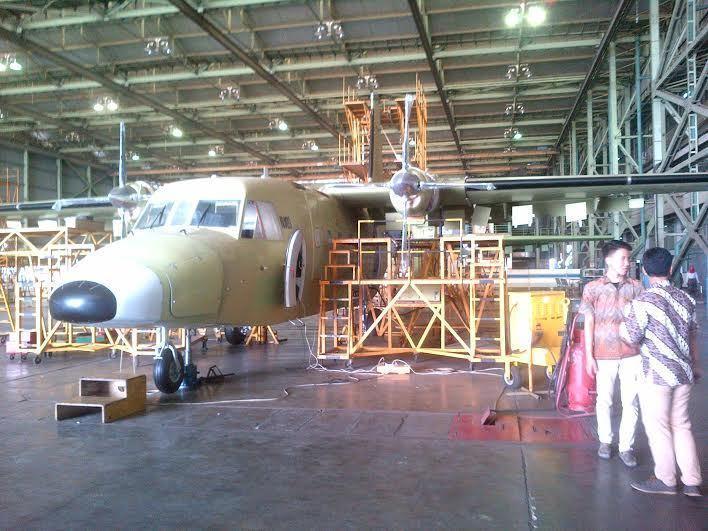Mau Coba Naik Pesawat N219 Made in Bandung? Datang ke Sini