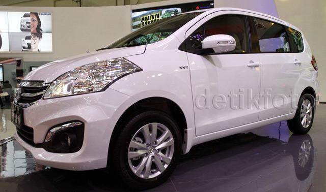 New Suzuki Ertiga Meluncur di GIIAS