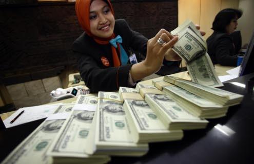 Dolar AS Pagi Hari Ini Rp 14.000
