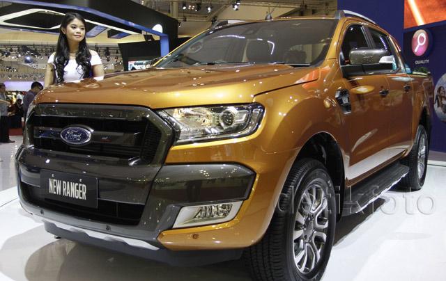 Ford Luncurkan 3 Mobil Sekaligus