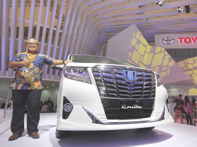 Toyota Prediksi, Alphard Hybrid Lebih Laris dari Camry