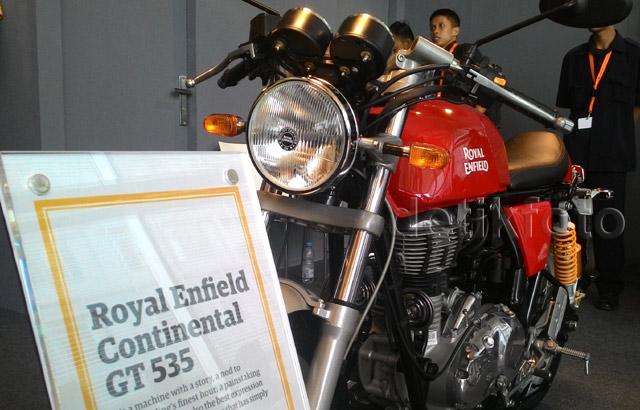 Merek Motor Legendaris Masuk Indonesia