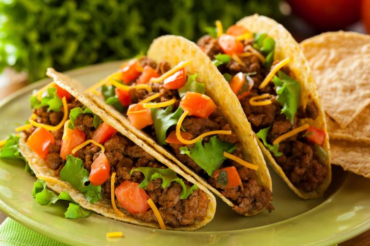 Awal Minggu Ini Enaknya Makan Taco yang Gurih Segar untuk Makan Malam