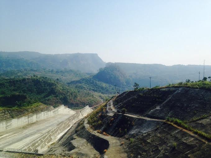 Cerita Rumah Hantu Masih Bermunculan di Waduk Jatigede