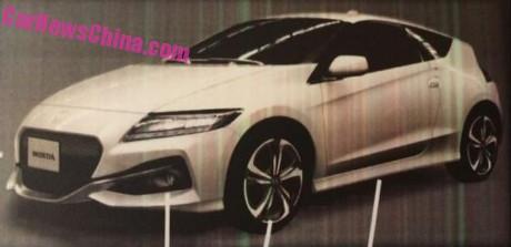 Honda CR-Z Versi Anyar Siap Beredar