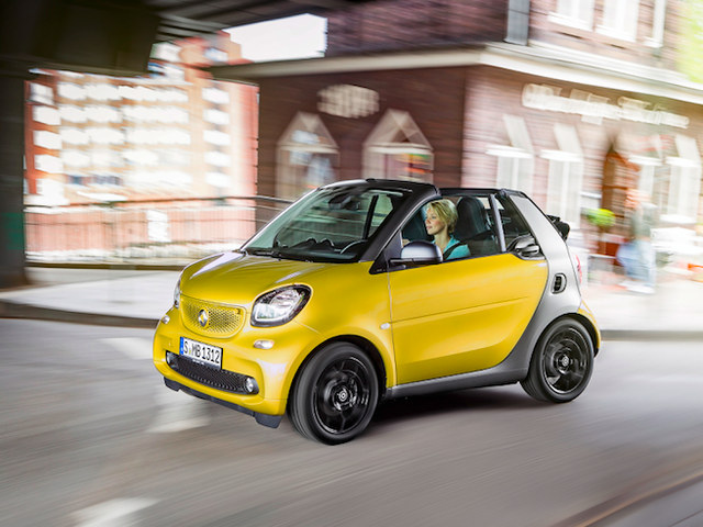 smart fortwo Topless