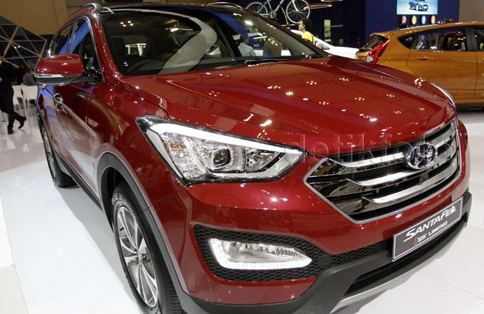 Hyundai Santa Fe Ini Punya Mata ala Burung