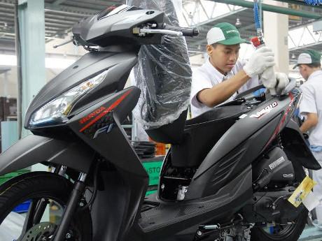 Ini Harga New Honda Vario 110 Berteknologi eSP