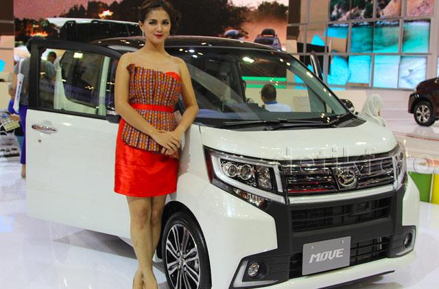 4 Mobil Mungil Daihatsu