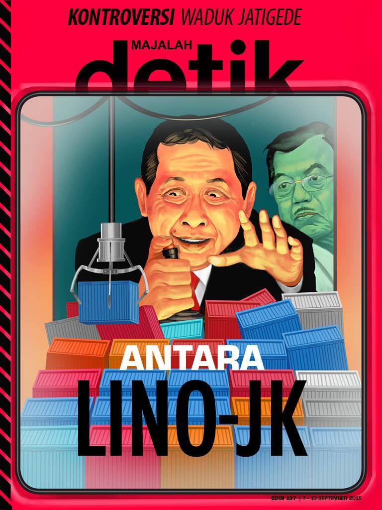 Antara Lino-JK