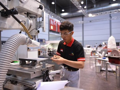 Toyota Indonesia Sabet Medali di Kompetisi Keterampilan Dunia