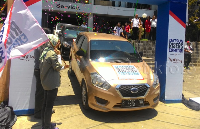 Go! Datsun Risers Jelajahi Sulawesi