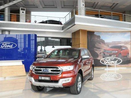 Ford Buka 9 Diler Sekaligus di Indonesia