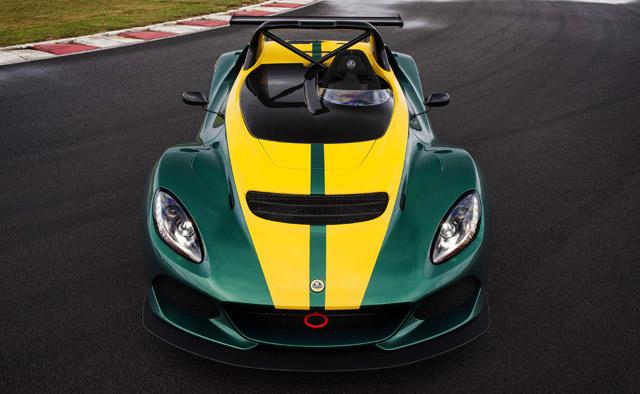 Ini Wajah Mobil Paling Ngebut Milik Lotus